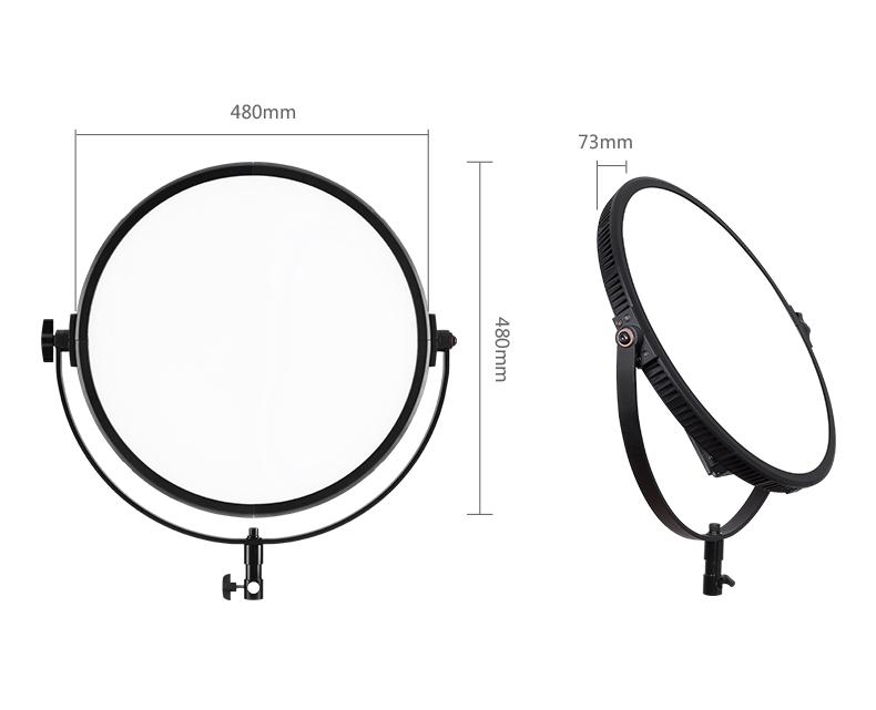 Tolifo图立方LED补光灯R-S120(图6)
