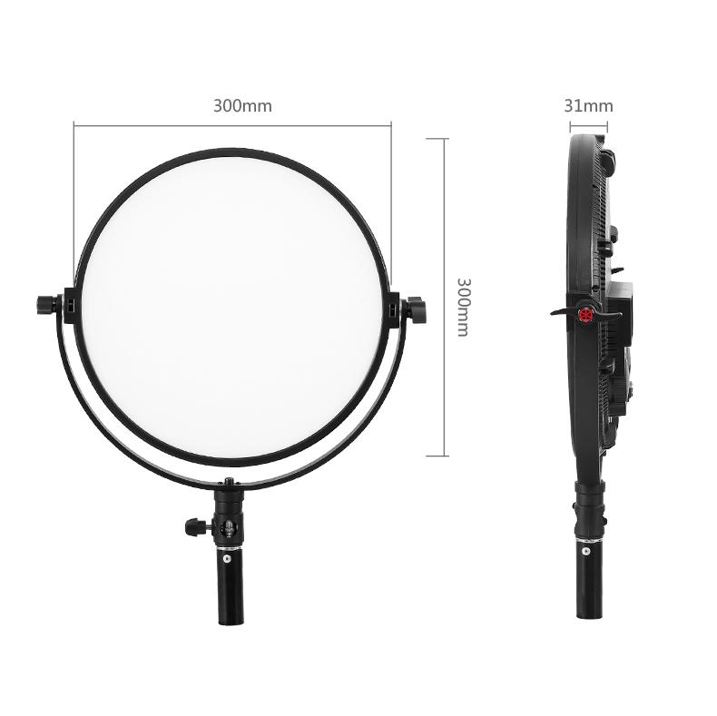 Tolifo图立方LED补光灯R-S60B(图5)